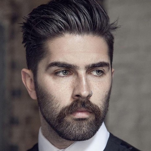 Is The Beardstache Here To Stay By Urban Beardsman