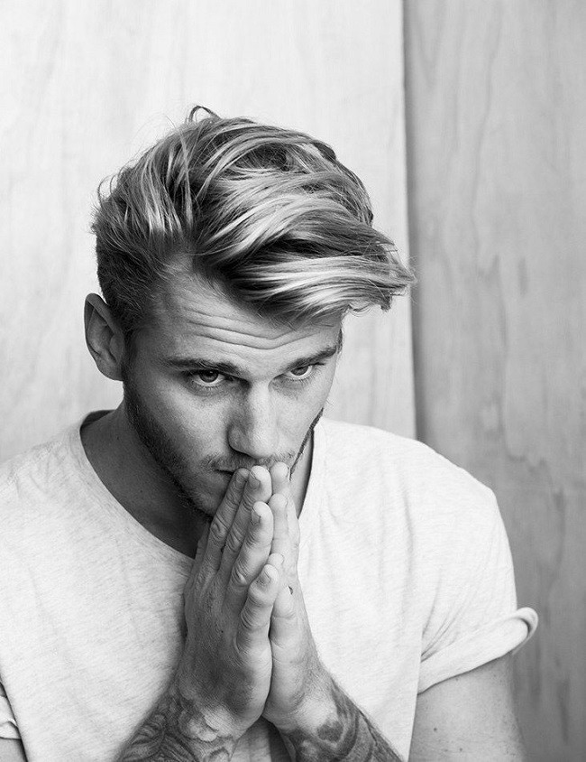 5 Mens Hairstyle Trends For 2016