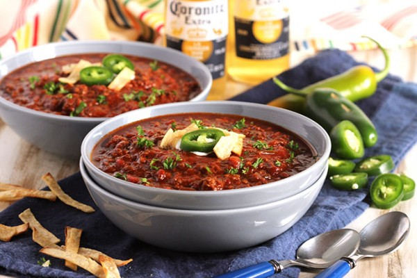 Slow Cooker Sweet And Spicy Chili Today Com
