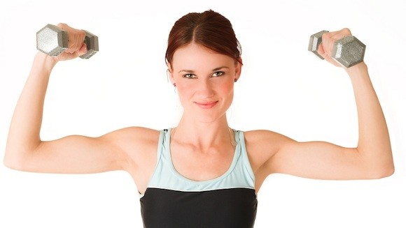 Build Toned Muscles For Busy Moms | TODAY com
