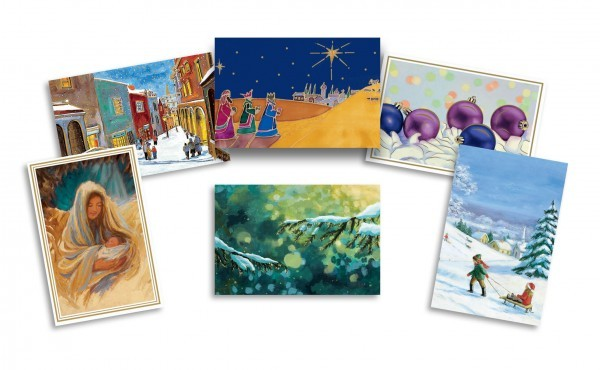 Disabled Artists Celebrate 60 Years Of Independence With Christmas Cards Painted By Mouth Or Feet Today Com