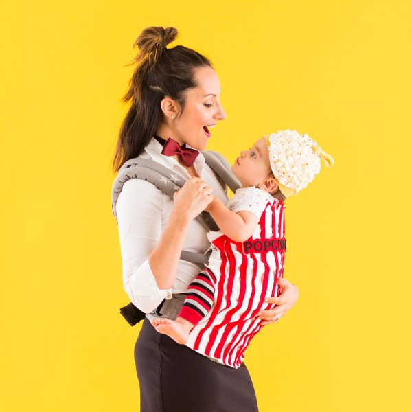Mommy And Baby Boy Halloween Costumes.Check Out Brit Morin S Genius Mommy Me Halloween Costumes