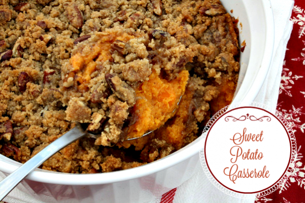 Southern Sweet Potato Casserole Today Com