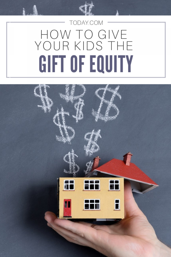 Giving Your Kids the Gift of Equity | TODAY.com