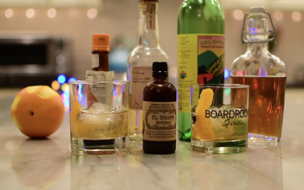 Cocktail Recipe – The Oaxacan Old Fashioned