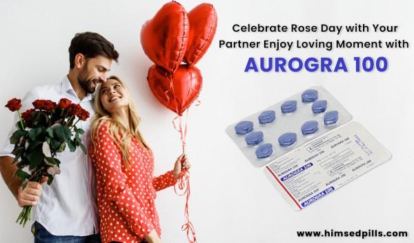 Aurogra 100 mg long