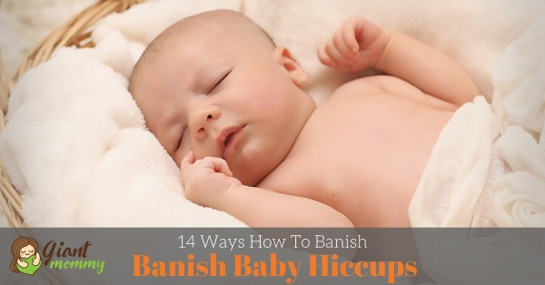 14 Ways How To Banish Baby Hiccups | TODAY com