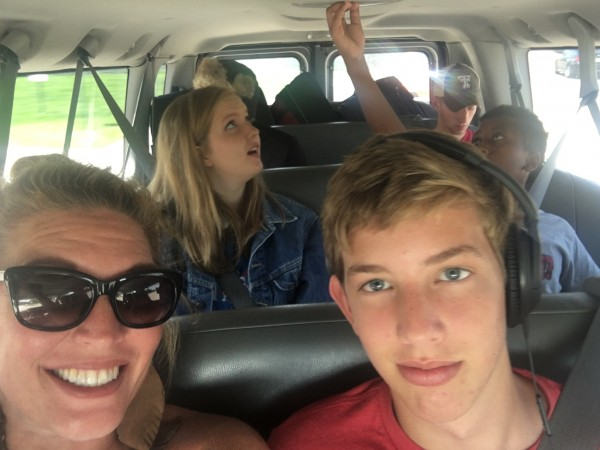 Vacationing with Children and Other Ways to Sabotage Your Sanity