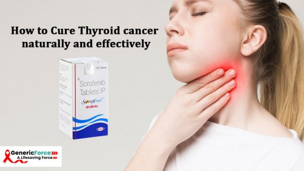 How To Cure Thyroid Cancer Naturally And Effectively With