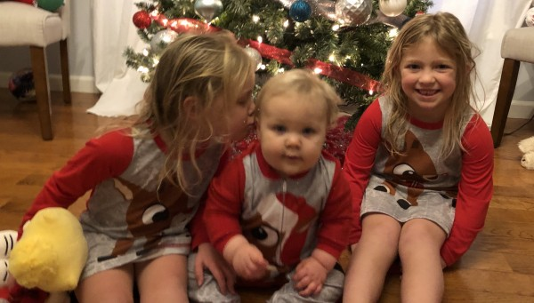 Night Before Christmas…with 3 Kids