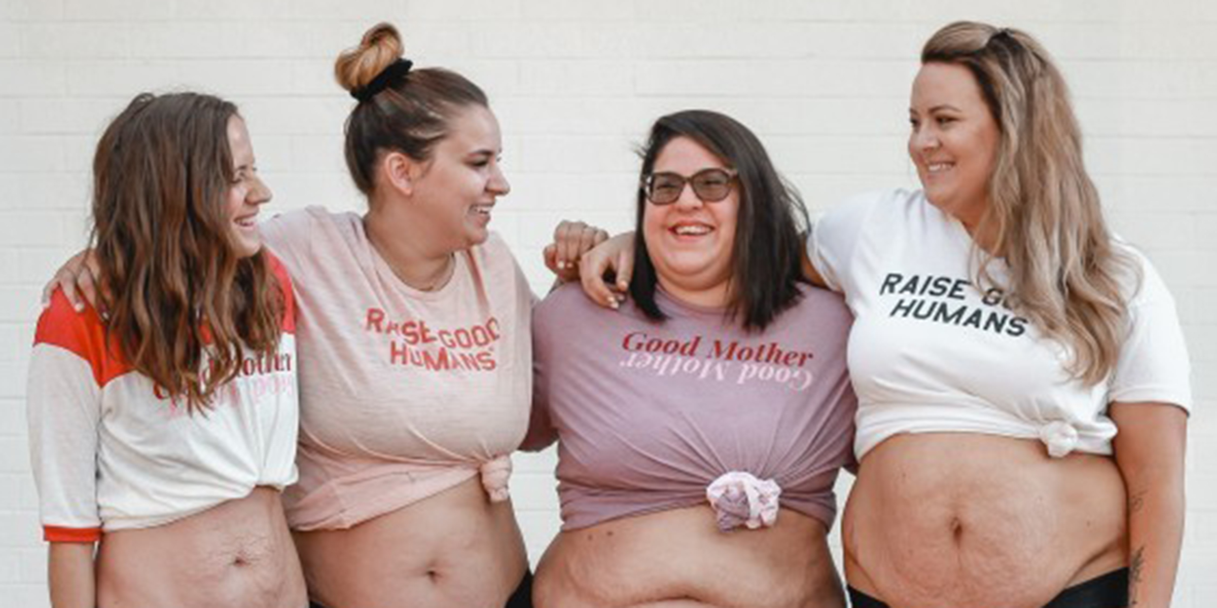 'All body types are beautiful': How these 4 women are changing the body image narrative